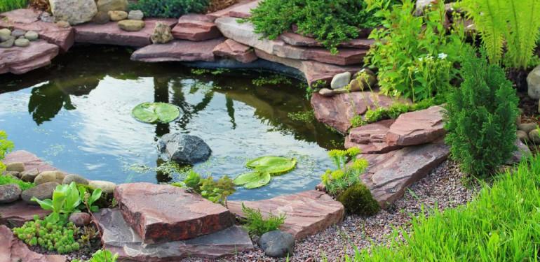 csinálj magad kerti tavat gumiaboncsból