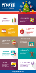 10 ötletes karácsonyi ajándék