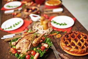 Így néz ki egy puritán karácsonyi menü