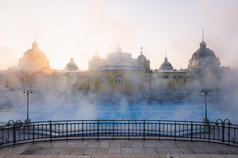 A legjobb magyarországi fürdők