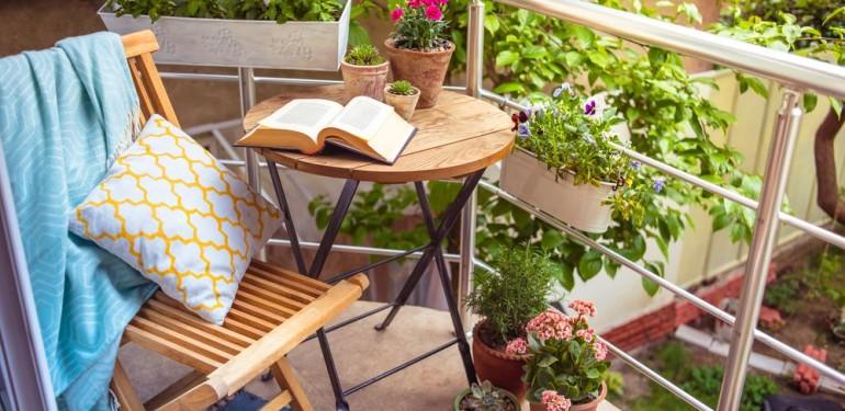 DIY tippek az erkélyedre