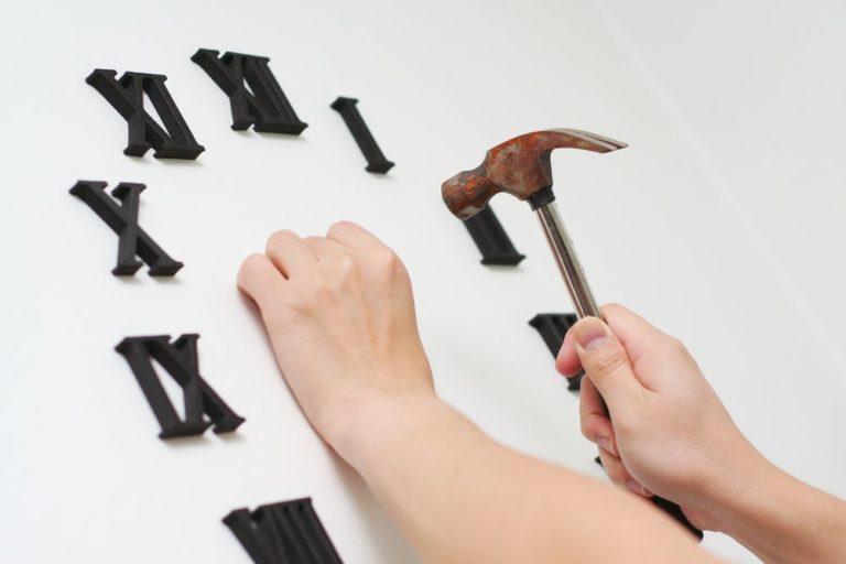 DIY falióra