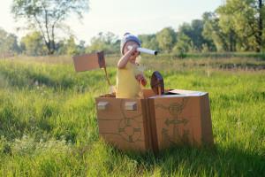 DIY kerti játék ötletek a gyerekekkel!