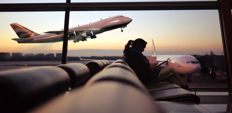 Várakozni kell a reptéren? Így is eltöltheted az időt!