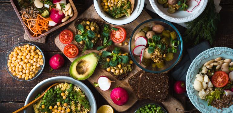 Dobd fel a zöldséges ételeidet!