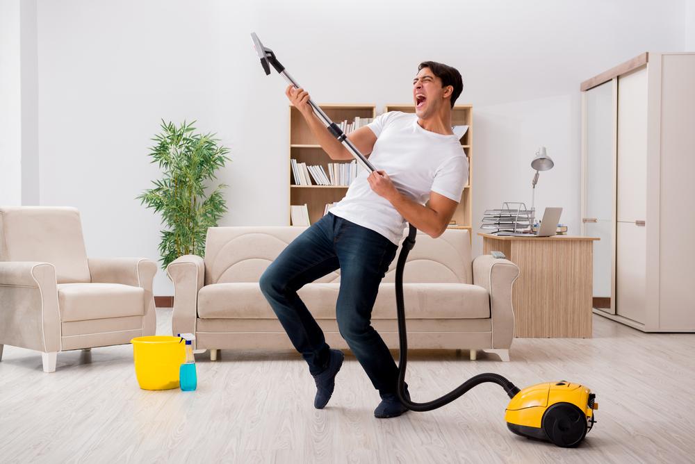 hatékony takarítás