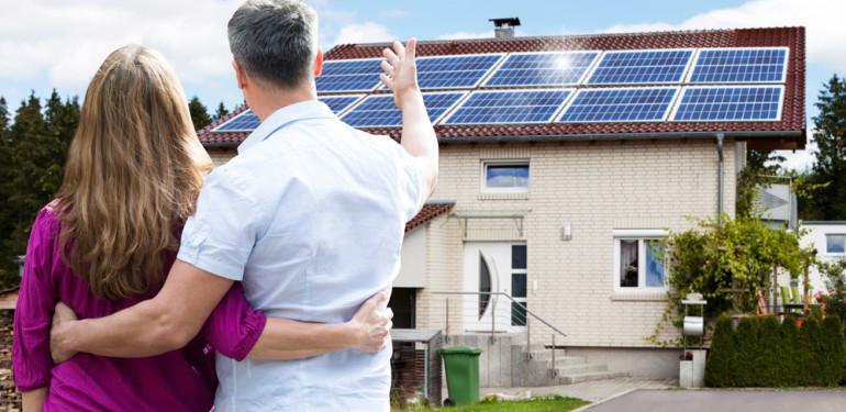 Zöld otthon 1. – Csökkentsd a számláidat napelemmel!