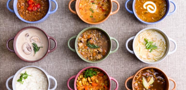 Gasztrotúra – Top 5 étel, amit ki kell próbálnod külföldön