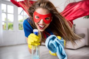 Csak egy órád van takarítani 20 trükk amivel az egész házat letudhatod!