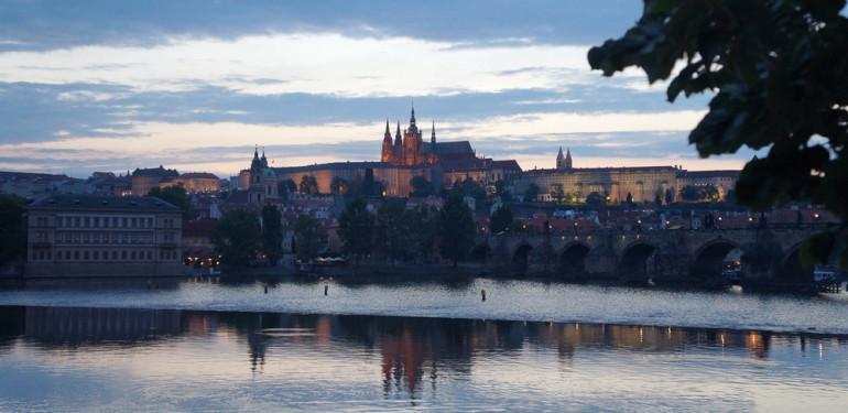 Prága