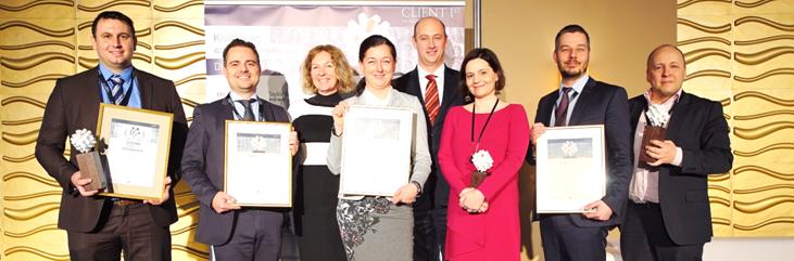 Kiválóság az Ügyfélkiszolgálásban – 4 díjjal jutalmazták a Providentet