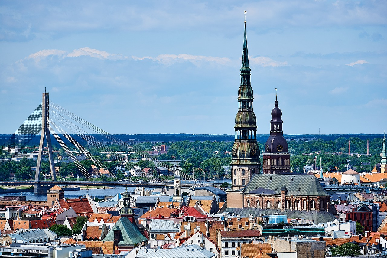 Fedezd fel Európát! – A Balti államok