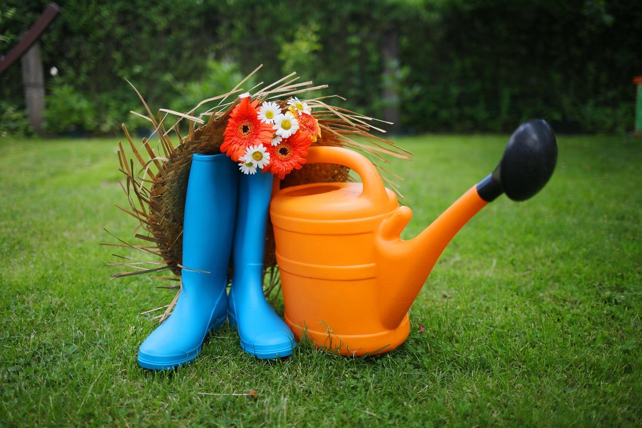 kertészkedés otthon