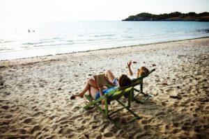 Nyári olvasmányok a strandra