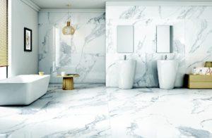 Fürdőszobai csempe trendek