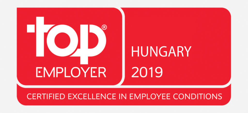 Top Employer HUNGARY 2019