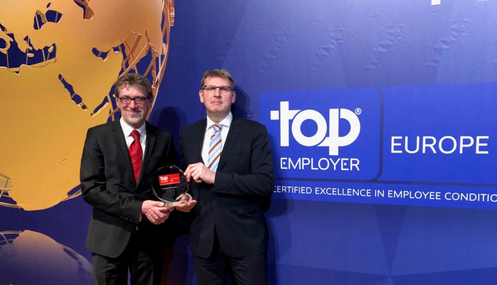 top employer Provident