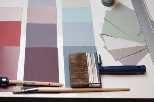 Költséghatékony tapétázás vagy festés
