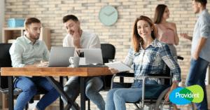 A Provident, mint sokszínű munkahely