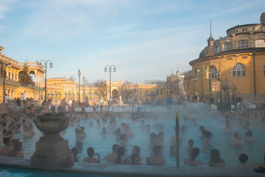 magyar fürdők