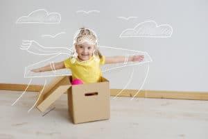 Játékok és programok gyerekeknek beltérre