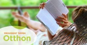 Könnyed, vízparti, nyaralós olvasmánylista