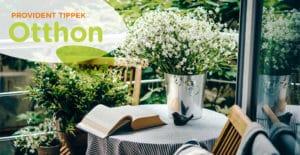 Így teheted még kényelmesebbé a teraszodat és a kertedet