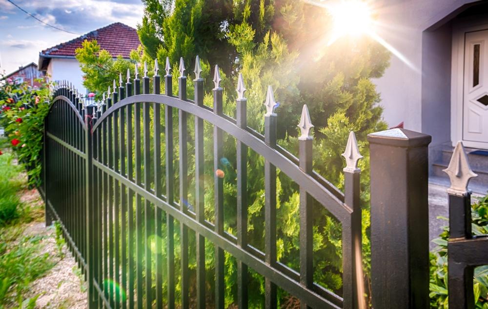 provident kerítés