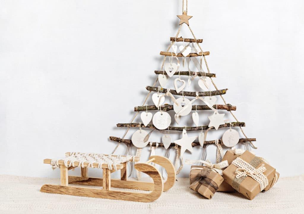 Alternatív karácsonyfa ötletek