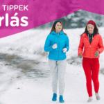 Téli szabadtéri sportolás