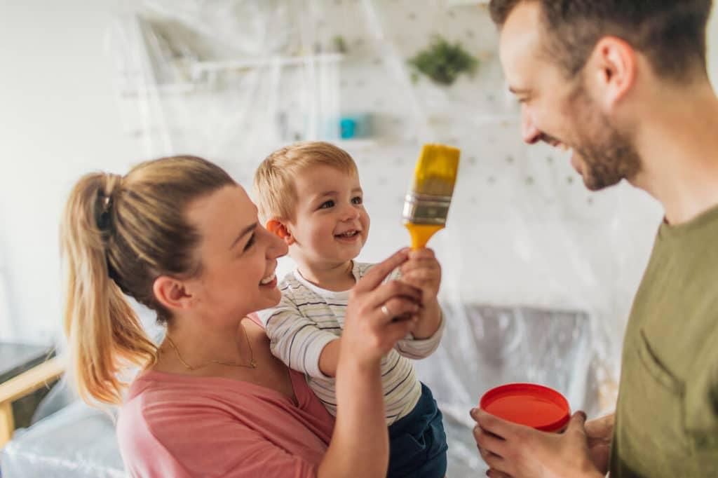 Lakásfelújítási támogatás családok részére