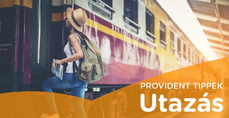 Belföldi és nemzetközi vonatozás nyáron