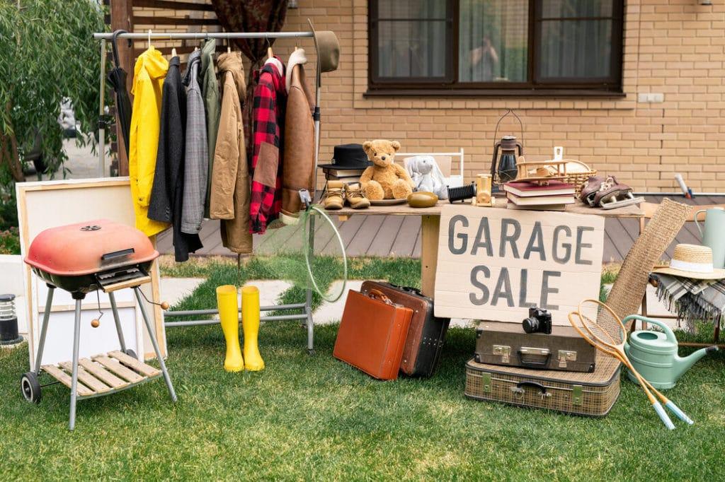 Rendezz otthonodban garázsvásárt!