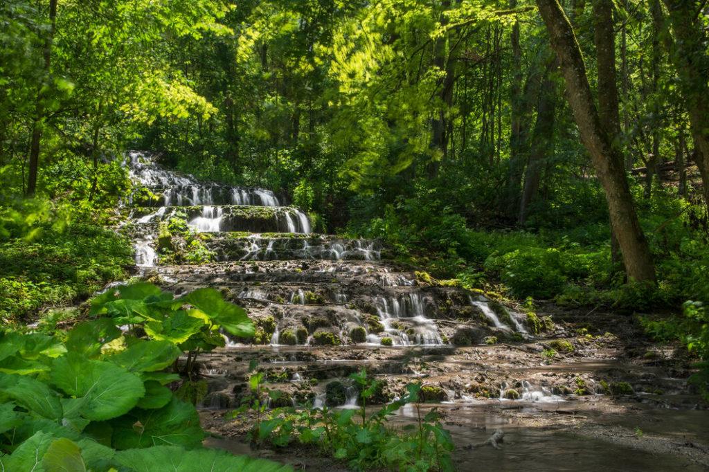 Őszi kirándulóhelyek - Fátyol-vízesés, Szalajka-völgy