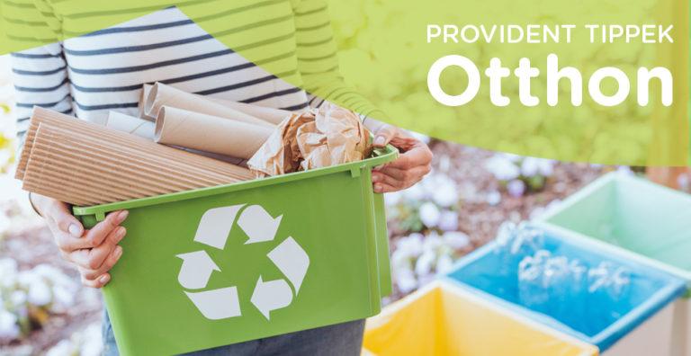 Tudatos papírfelhasználás és -újrahasznosítás | mutatjuk, miért fontos!
