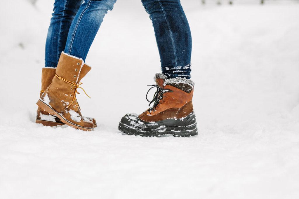 Téli ruhatárcsere: csizmák és cipők